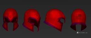 magneto-helmet-sign