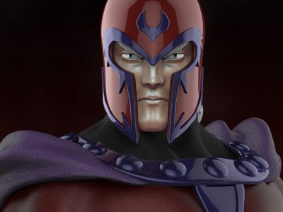 Magneto bust bank