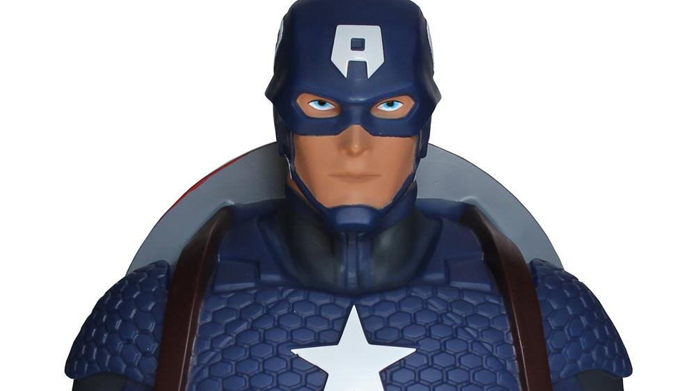 Captain America - Bust Bank