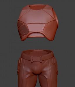 cap-chest
