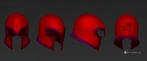 magneto-helmet-sign