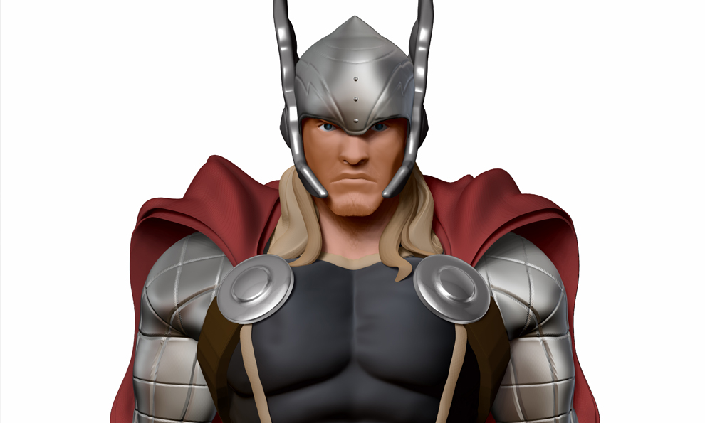 Thor deluxe bust bank
