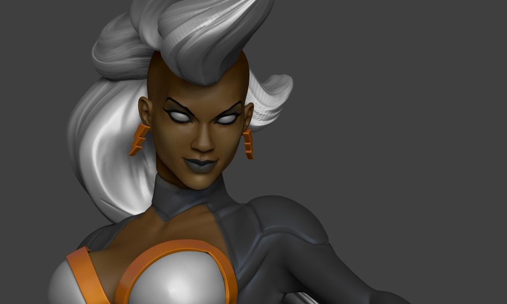 Storm - Marvel Now Statue